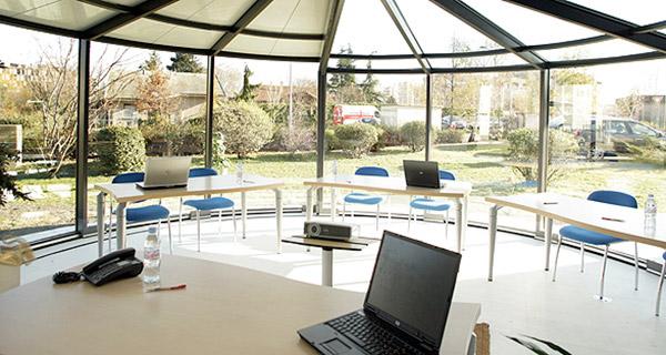 Modern Outdoor Glass Extension Veranda OpenSun 7