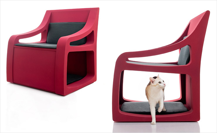 Pet Armchair by Eria Design Studio 1