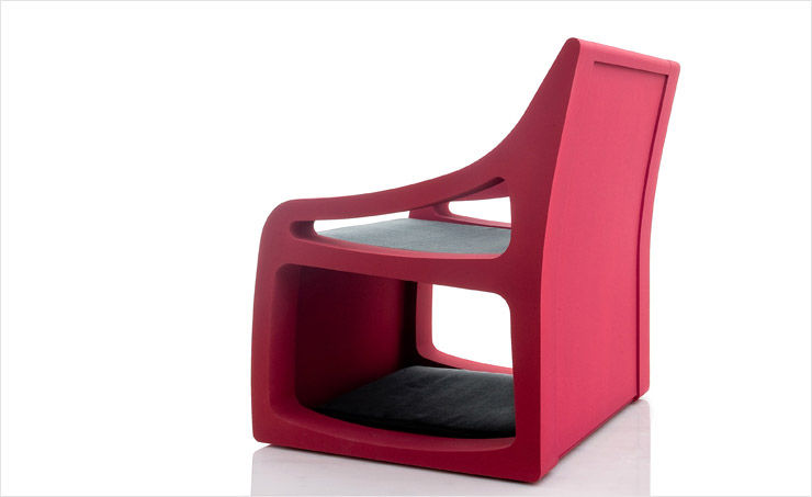 Pet Armchair by Eria Design Studio 2