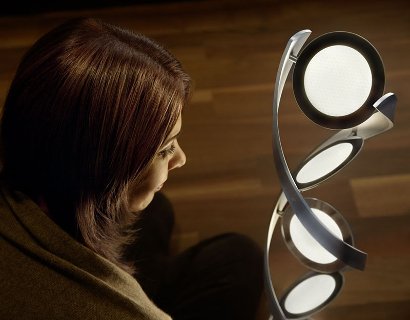 PirOLED OLED lamp by OSRAM 2