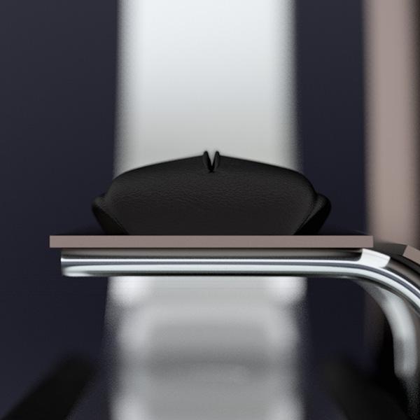 Retro-Futuristic furniture Rondocubic Chair 9