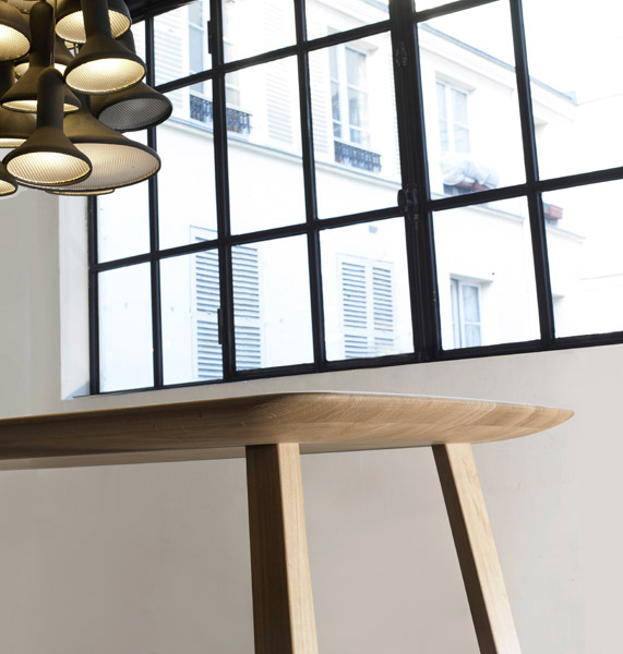 Stix Table by Dan Yeffet Design Studio 5