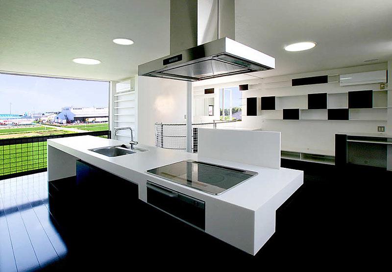 Minimalist Modern Living Space by Studio Green Blue 6