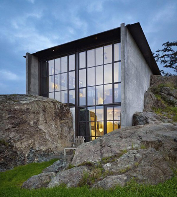 The Pierre House by Olson Kundig Architects 1