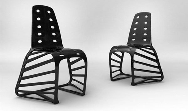Transcendence Chair by Michael Stolworthy