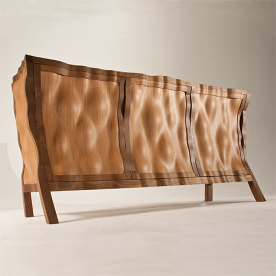 Volumptuous Sideboard by EJ Bespoke Furniture 1