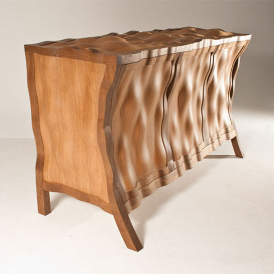 Volumptuous Sideboard by EJ Bespoke Furniture 4