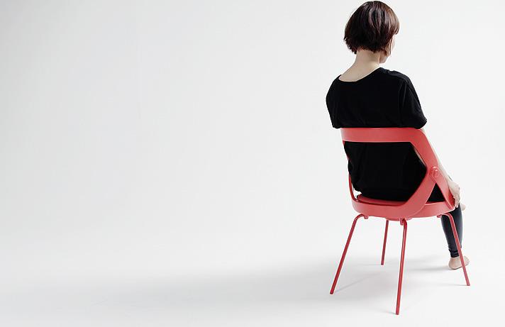 Bachag Chair by Joongho Design 3