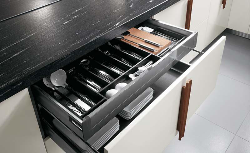 Modern Italian Kitchen design Barrique 7