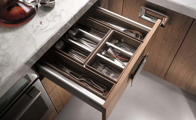 Modern Italian Kitchen design Barrique 9