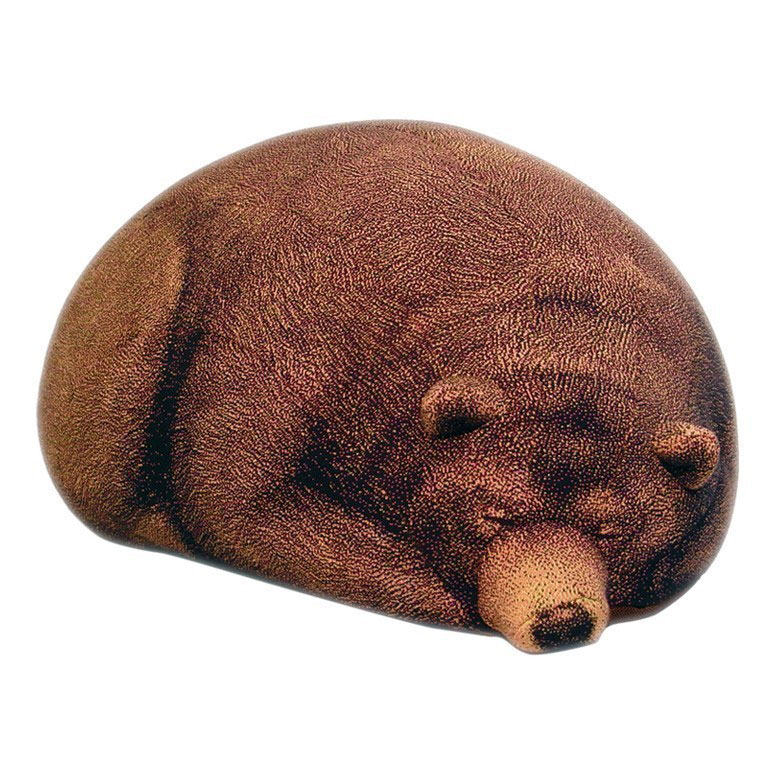 Sleeping Grizzly Bear Bean Bag 2