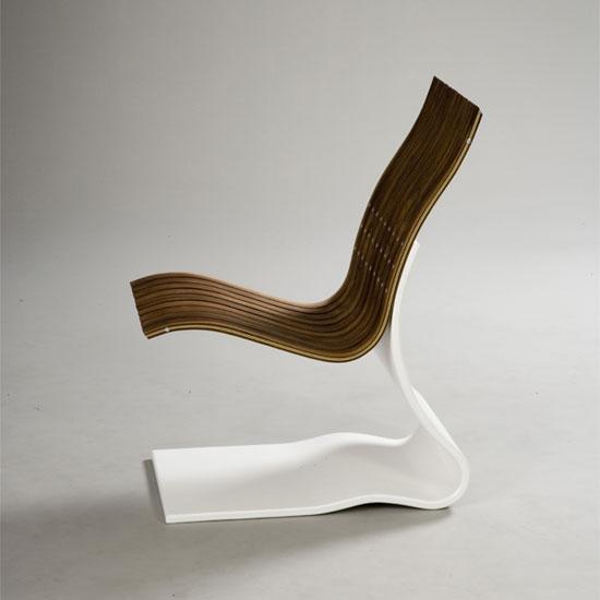 Modern Easy Chair by EJ Bespoke Furniture 2