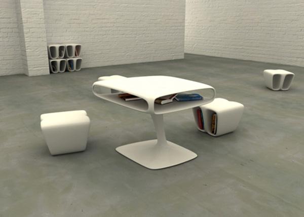 Elegant and Modern Bones Furniture Collection 1