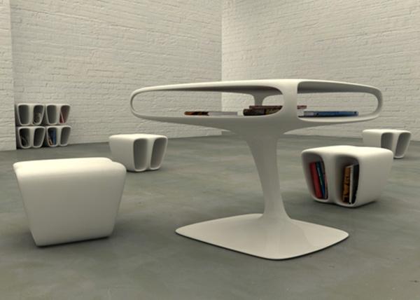 Elegant and Modern Bones Furniture Collection 3