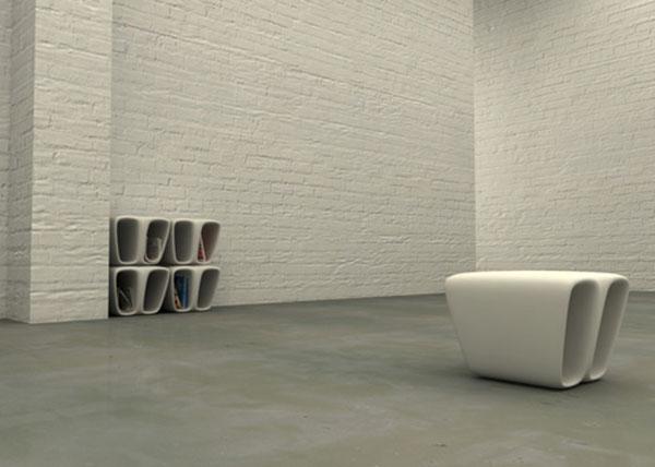 Elegant and Modern Bones Furniture Collection 4