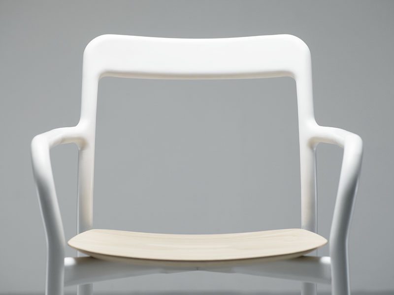 Branca Chair Inspired by Wooden branches 10