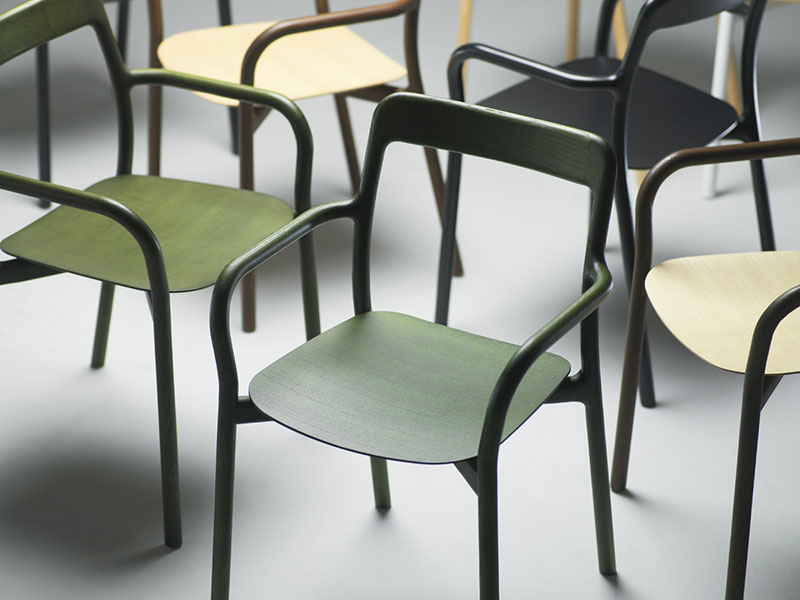 Branca Chair Inspired by Wooden branches 11