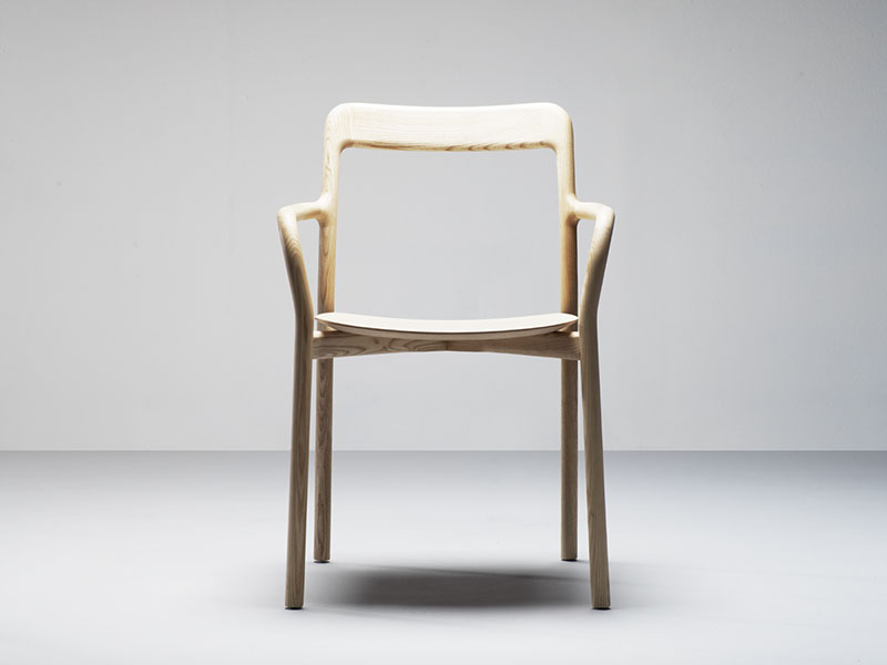Branca Chair Inspired by Wooden branches 4