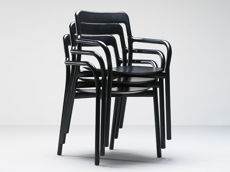 Branca Chair Inspired by Wooden branches 7