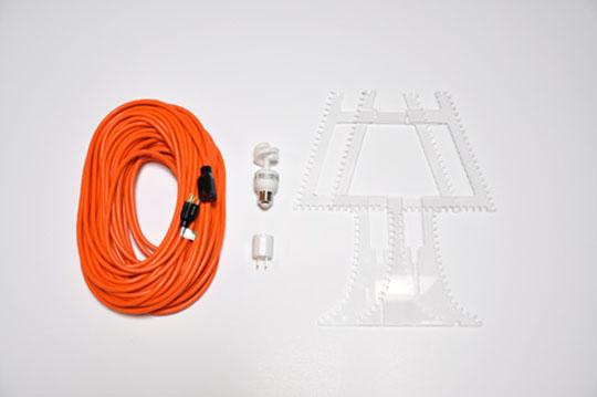 Coil Lamp by Craighton Berman 6