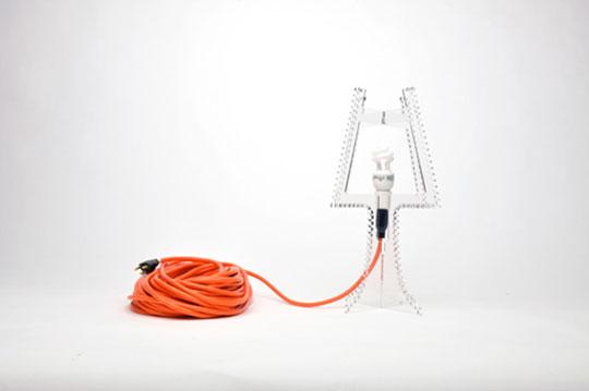 Coil Lamp by Craighton Berman 7