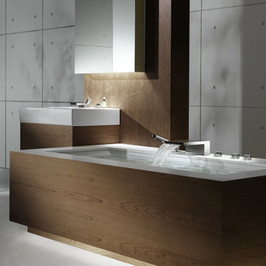 Elegant Bathroom Fitting DEQUE by Dornbracht 6