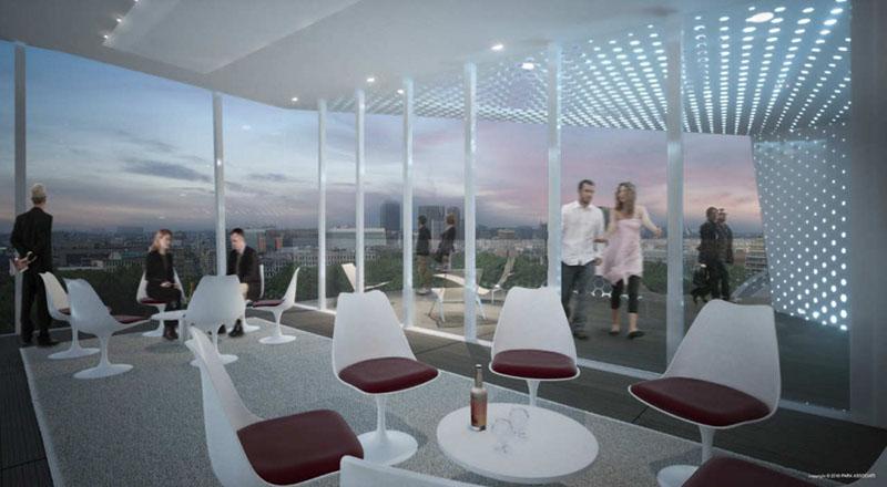 Electrolux Cube Dining Pavilion by Park Associati 4