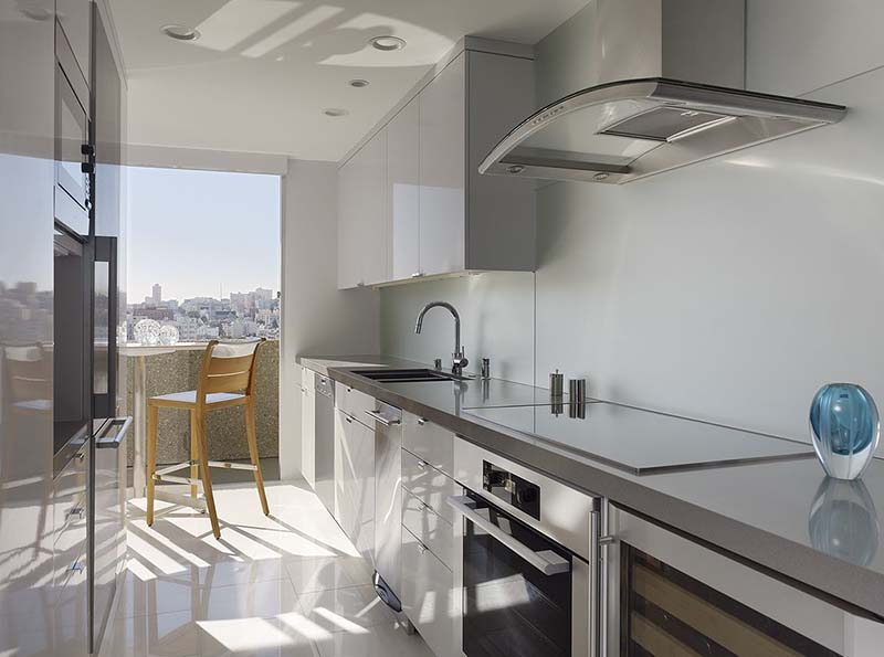 Fontana Apartment Kitchen Interior Design