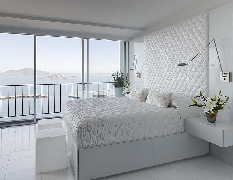 Fontana Apartment Bedroom Interior Design
