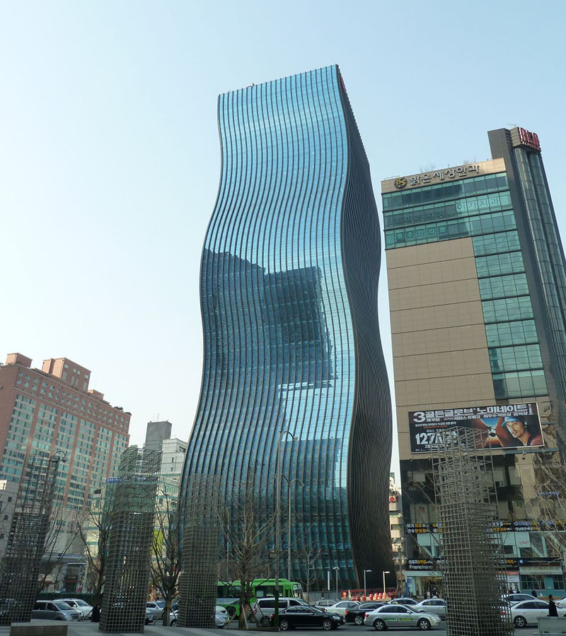 GT Tower East in Seoul by ArchitectenConsort 1