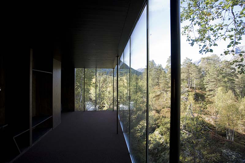 Juvet Landscape Hotel by Jensen and Skodvin Architects 5