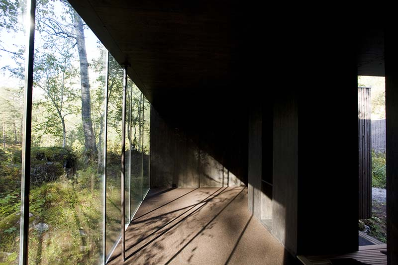 Juvet Landscape Hotel by Jensen and Skodvin Architects 7
