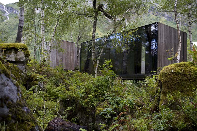 Juvet Landscape Hotel by Jensen and Skodvin Architects 8