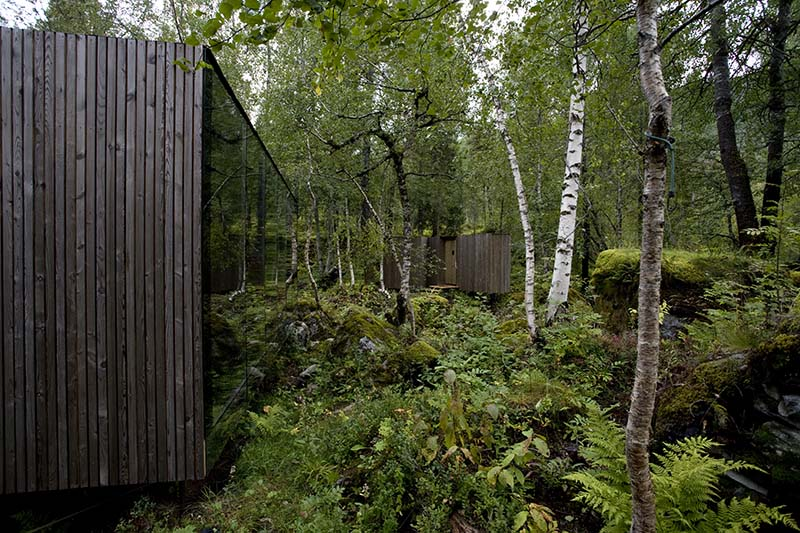 Juvet Landscape Hotel by Jensen and Skodvin Architects 9