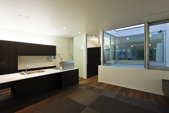 Lift House by Apollo Architects and Associates 6
