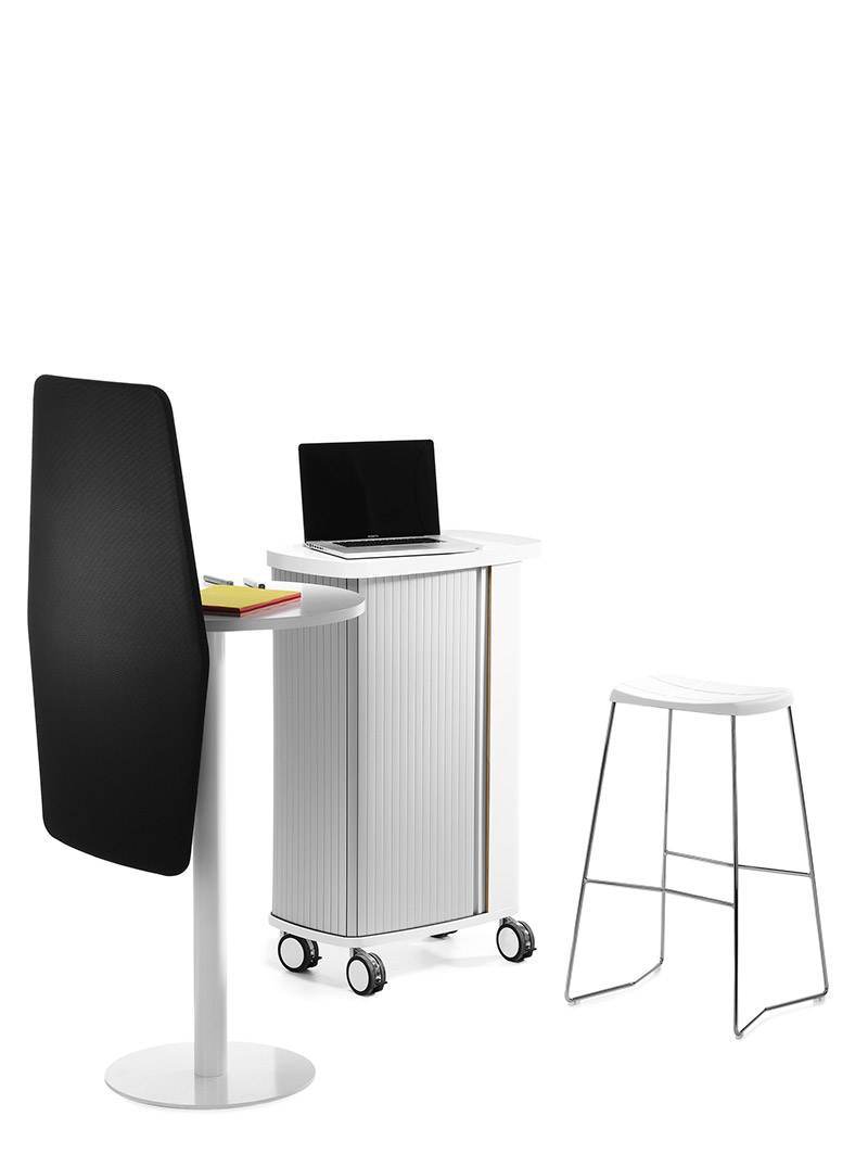 Mobi Flexible Mobile Workstation by Abstracta 4