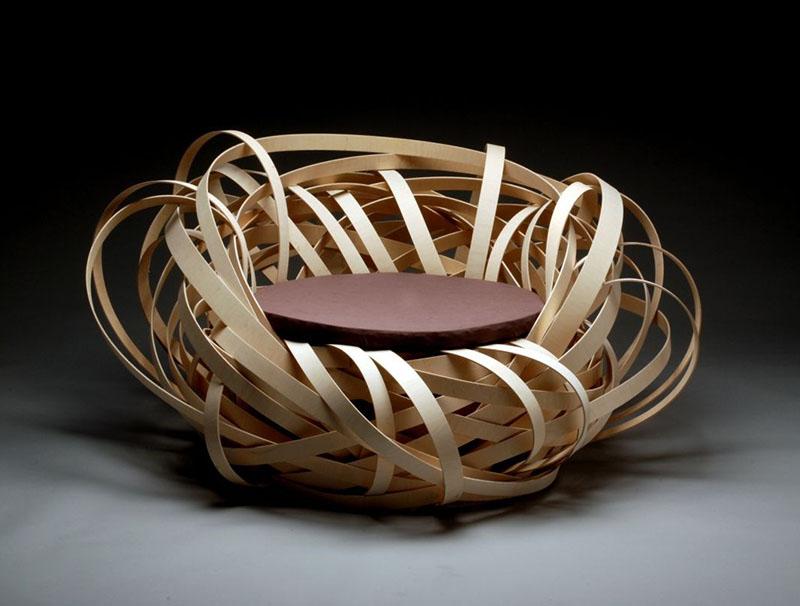 Nest Chair by Nina Bruun 1