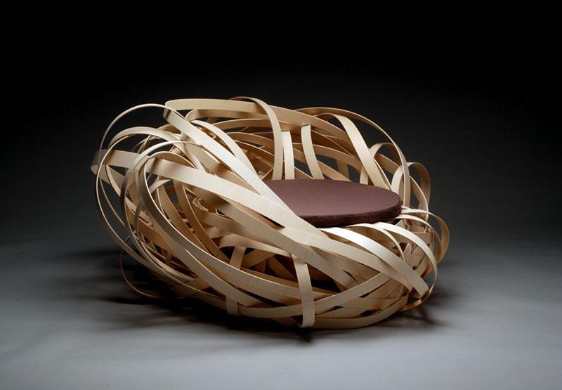 Nest Chair by Nina Bruun 2