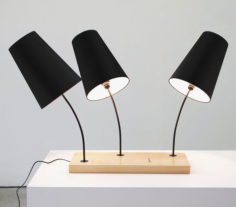 Placa Lamp by Goncalo Campos 1