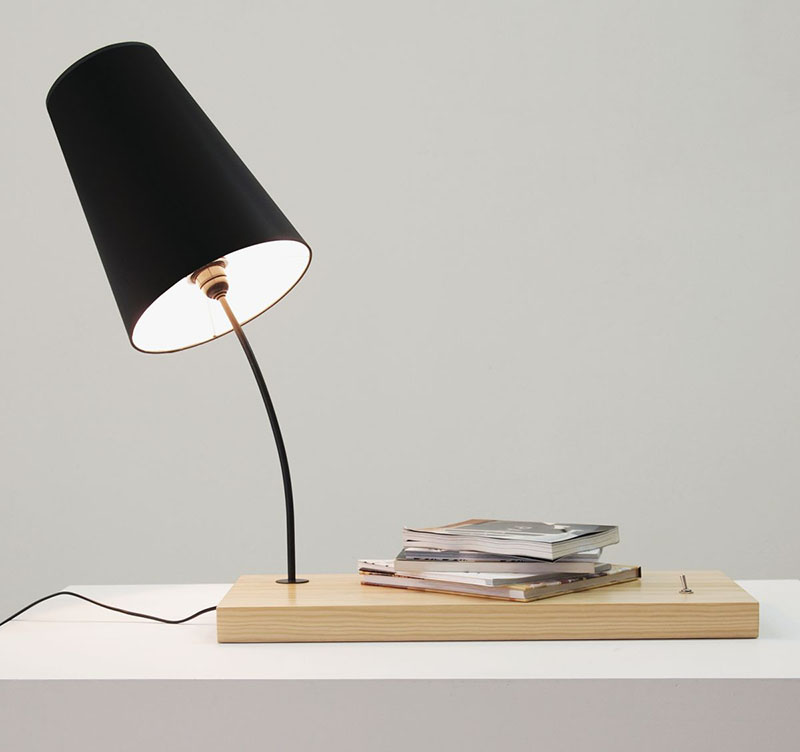 Placa Lamp by Goncalo Campos 2