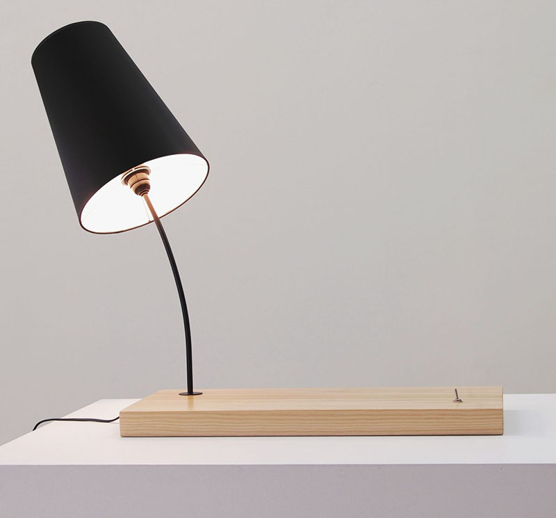 Placa Table Lamp by Goncalo Campos 3