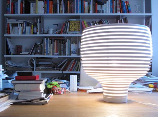 BeHive Lamp 3