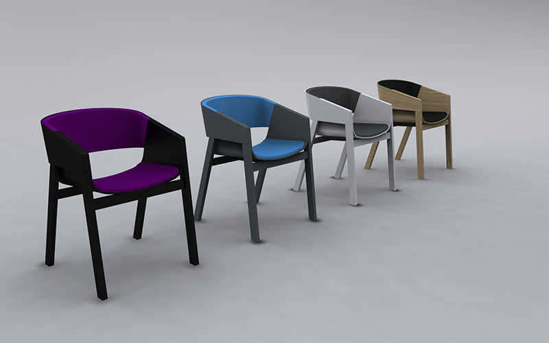 Merano Chair by Alex Gulfer 3
