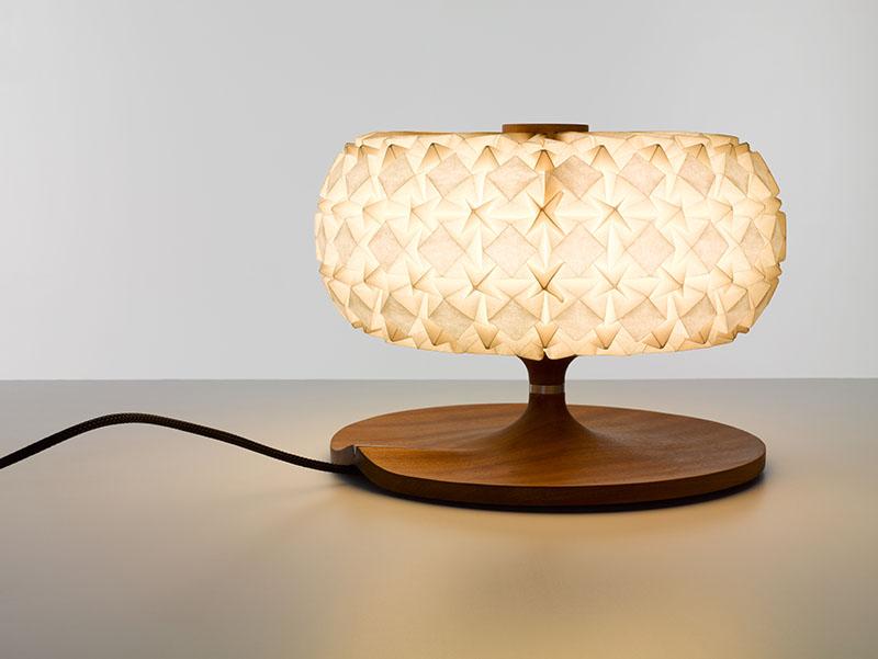Molecules table lamp