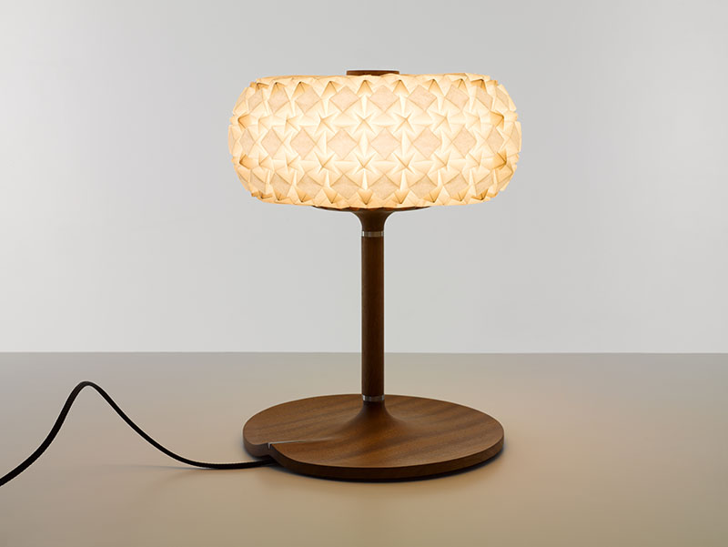 Molecules table lamp big
