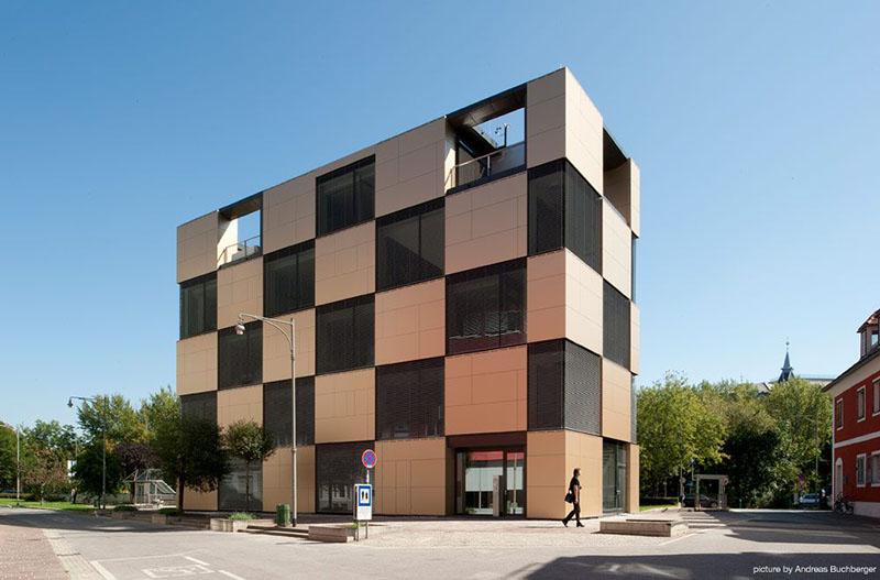 NIK Building by Atelier Thomas Pucher 1