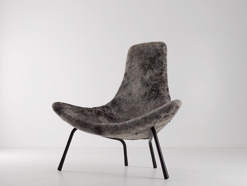 Rapa Felt Chair 2