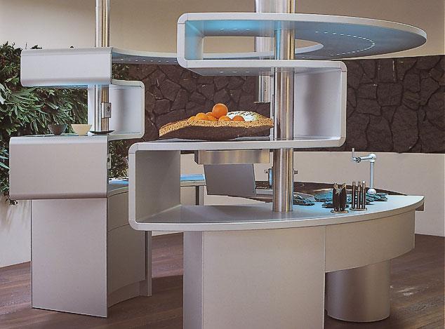 Acropolis Kitchen by Snaidero 3