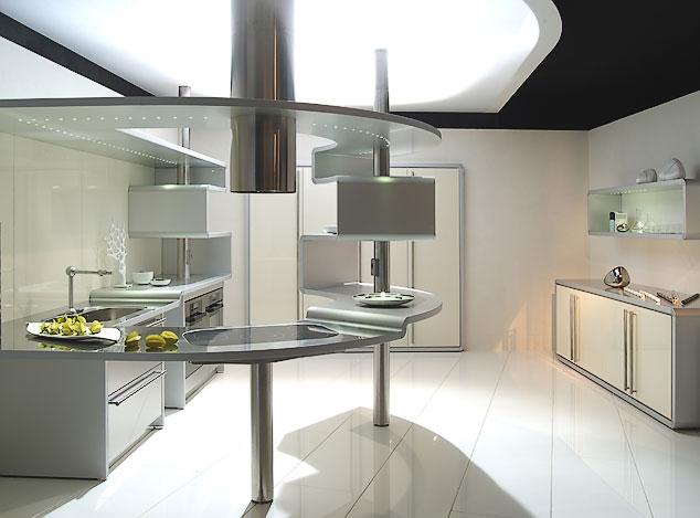 Acropolis Kitchen by Snaidero 8