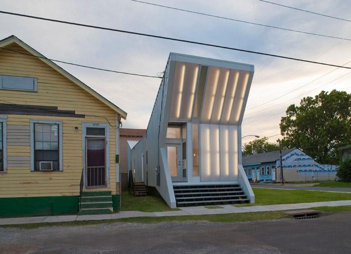 Alligator House by buildingstudio 2